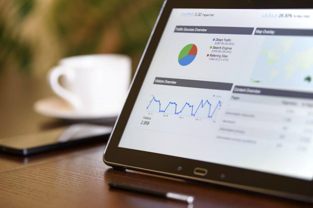 Analyse Online-Kaufhaus