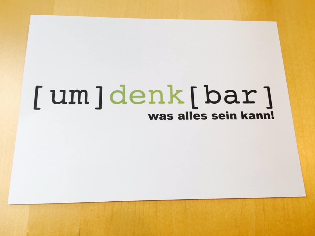 Agilität beginnt beim Kunden – Impressionen des zweiten [um]denk[bar] Camps in Mainz!