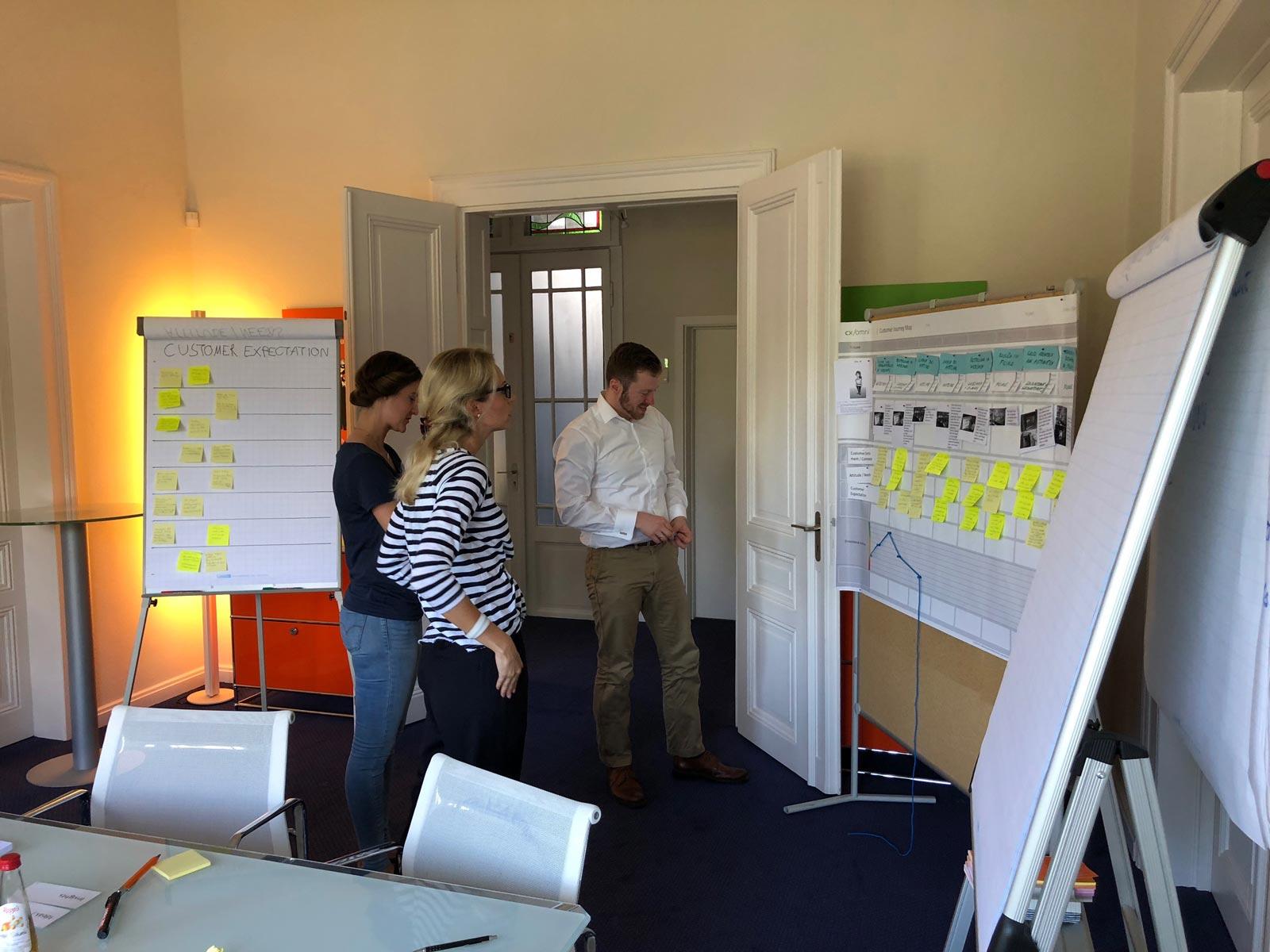 Customer Journey Mapping mit O'Donovan: Neue Workshopreihe startet am 11. Juli in München