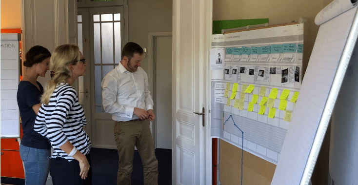 Customer Journey Mapping mit O'Donovan: Nächster Workshop am 07. November in Hamburg