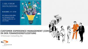 Customer Experience Management in der Finanzdienstleistung - Kundenerlebnisse, Kundenloyalität & Kundenzufriedenheit