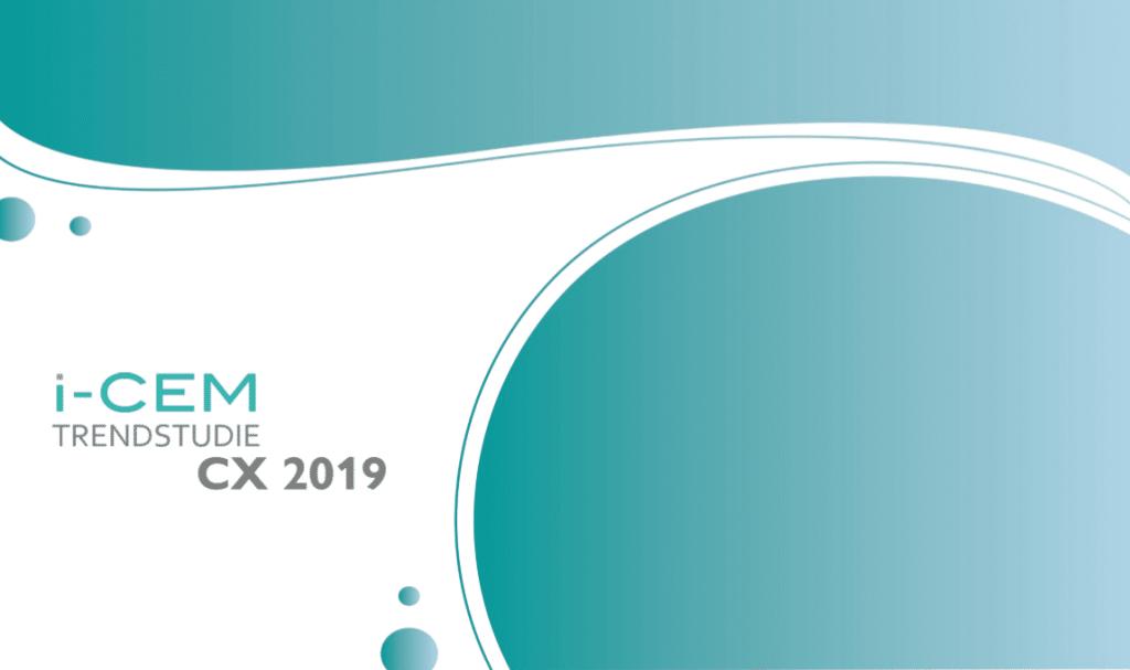 Studie Customer Experience CX 2019